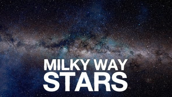 Thumbnail for Milky Way Stars