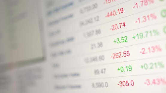Thumbnail for Stock Market board prices
