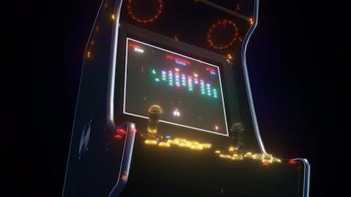 Arcade Game Machine 4k