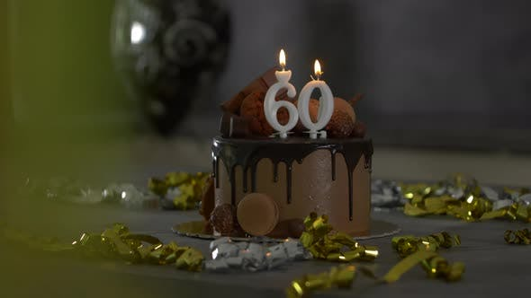 Thumbnail for 60th Birthday Cake