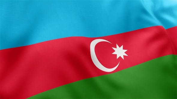 Thumbnail for Flag of Azerbaijan