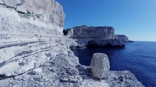 Coastal Ocean Sea Landscape Nature Background