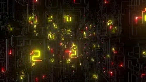 Pipes Techno Netzwerk