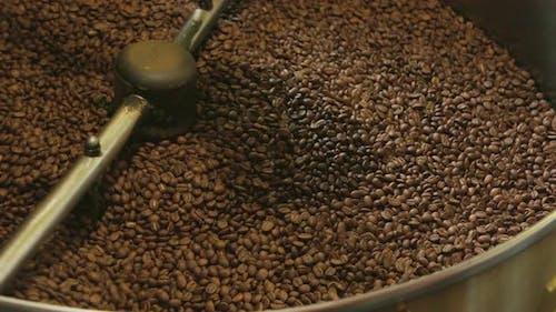 Coffee Roasting Machine.