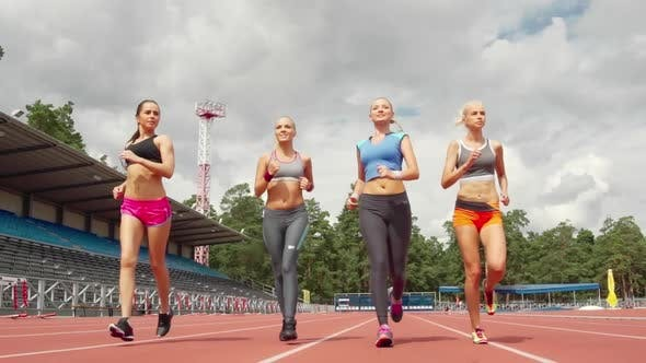 Thumbnail for Attractive Women on the Run