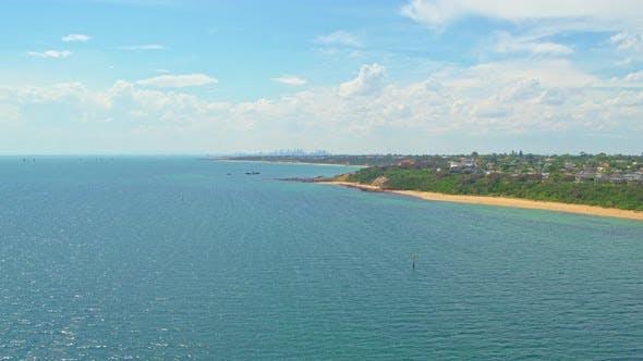 Thumbnail for Australia Beach Drone View
