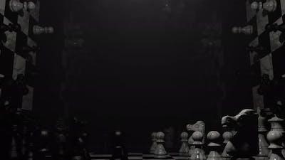 Enjoy In Chess Board 08 4K