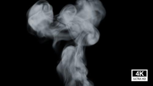 Tobacco Smoke 4K 02