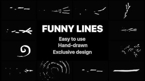 Flash Fx lignes drôles