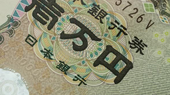 Money Yen Stop Motion