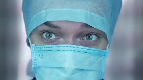 Very Surprised Doctor