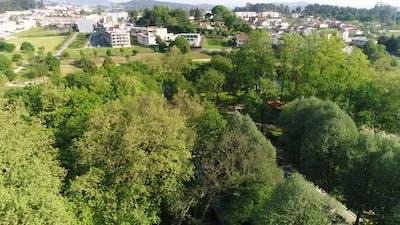 Recreation in Park