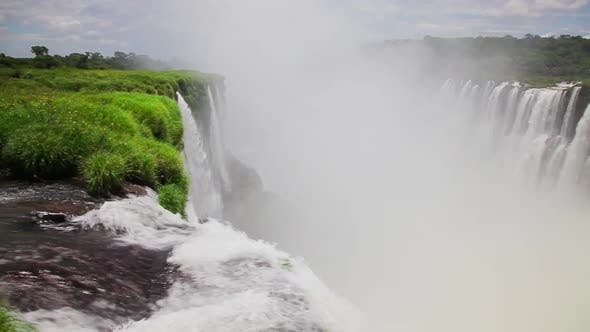 Thumbnail for Iguazu Falls In Argentina