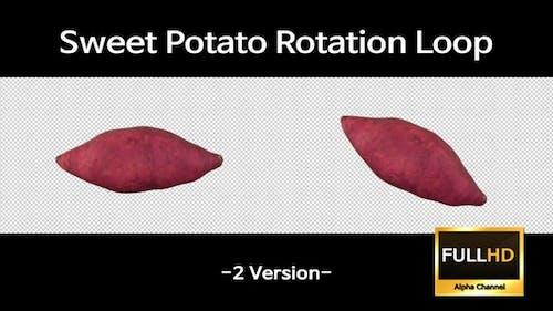 Sweet Potato Rotation Loop