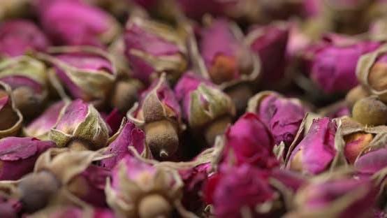 Thumbnail for Dried herbal tea rose