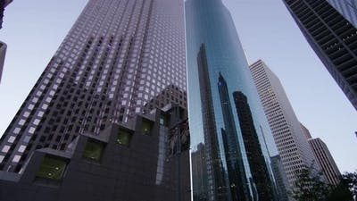 Skyscrapers in Houston