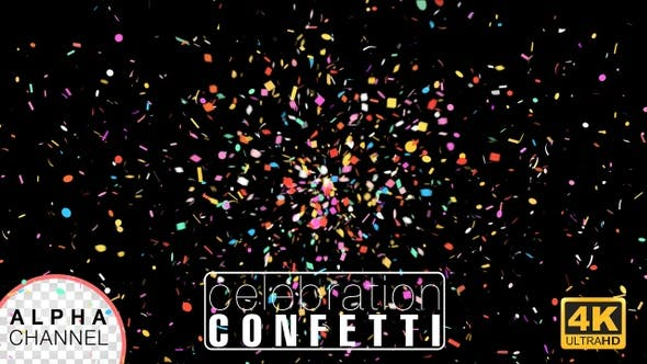 Thumbnail for Confetti Celebrate