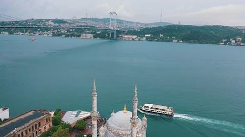 Ortakoy and Bosphorus