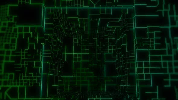 Data Center Tunnel