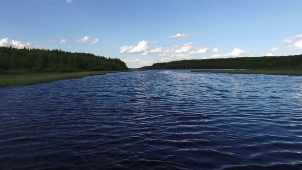 Thumbnail for Scenery of a lake