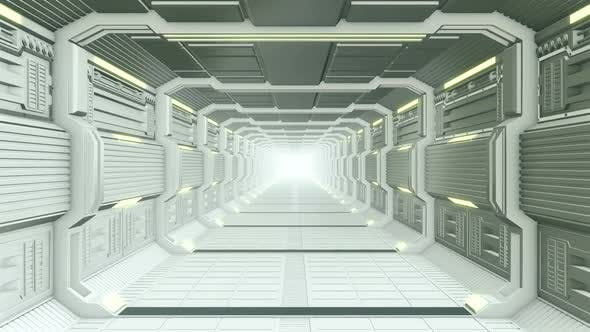 White Corridor Hd