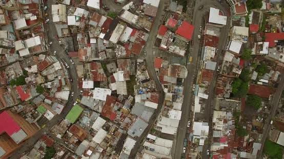 Cenital View of Slum