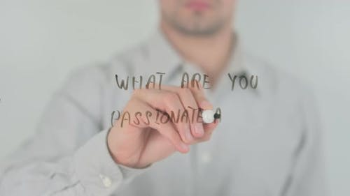 What Are You Passionate About