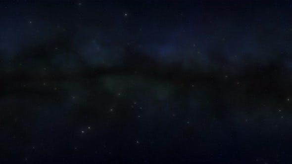4k Stars on Milky Way