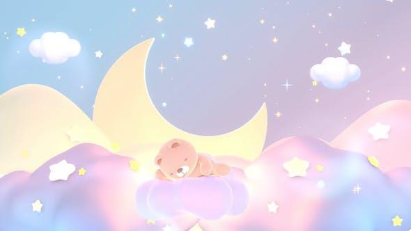 Baby Bear Dream