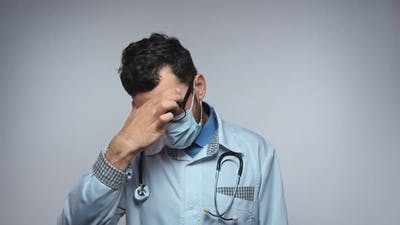 Stress of Healthcare Workers During COVID19