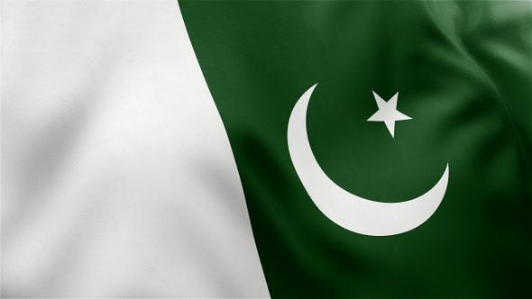 Cover Image for Pakistan Flag