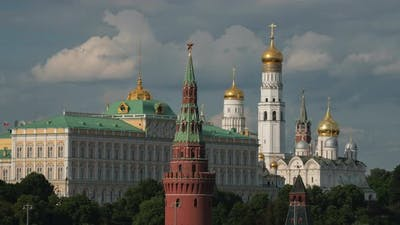 Moscow  Kremlin Palace of Russian President.