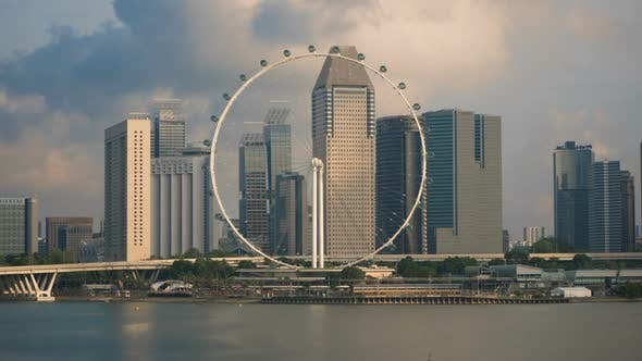 Thumbnail for Singapore Flyer City View