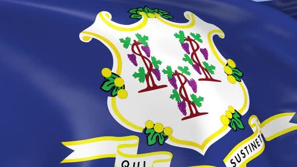Thumbnail for Connecticut State Flag