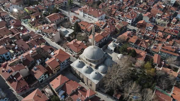 Islamic Urban Plan Mosque