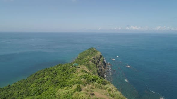 Thumbnail for Lighthouse in Cape Engano . Philippines, Palau Island.