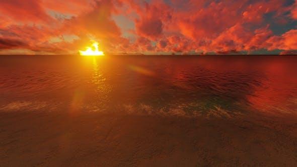 Thumbnail for Ocean Sunset 1