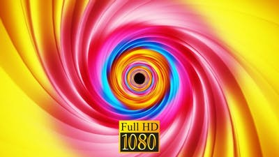 A Swirl Of Colors HD