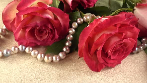 Thumbnail for Roses and Beads Pearls