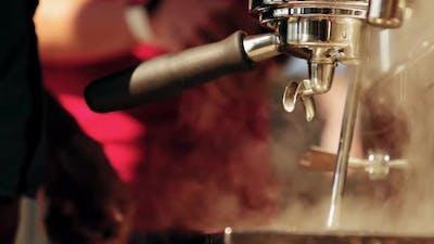 coffee press machine