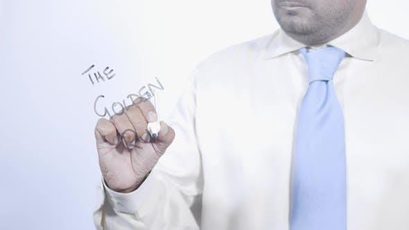 Indian Businessman Writes Golden Rule