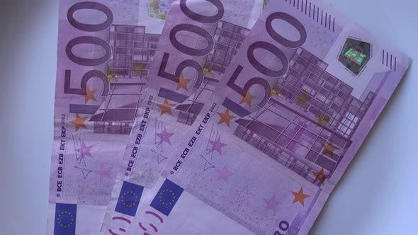 Thumbnail for Euro Money Background