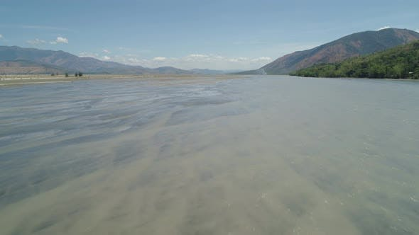 Thumbnail for Landscape of Parched River Philippines, Luzon