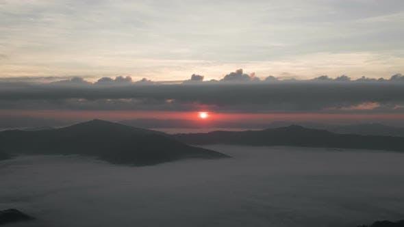 Thumbnail for Sunrise On Mountain
