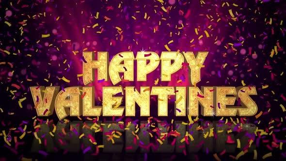 Thumbnail for Frohe Valentinstag Feier