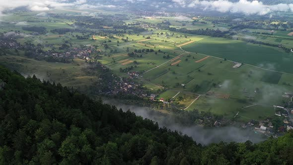 Misty Mountains 22
