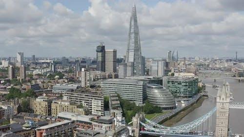London Shard Skyline England