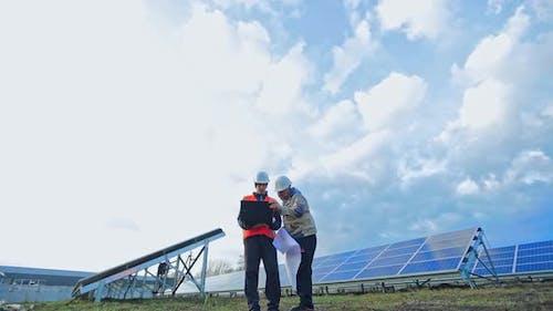 Wartung des Solarmoduls