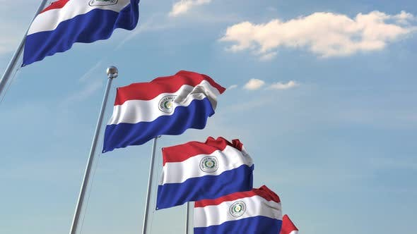 Thumbnail for National Flags of Paraguay