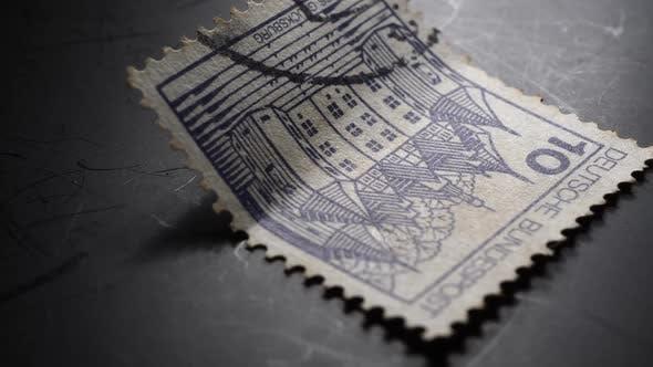 Thumbnail for Old Postal Stamp